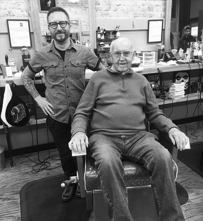 Brickyard Barbershop - Senior Cuts